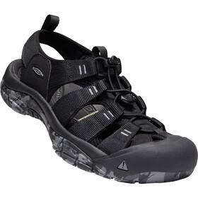 Keen Newport H2 Sandals Men Black/Swirl Outsole